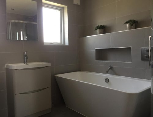 Bathroom Refurbishment Willingham